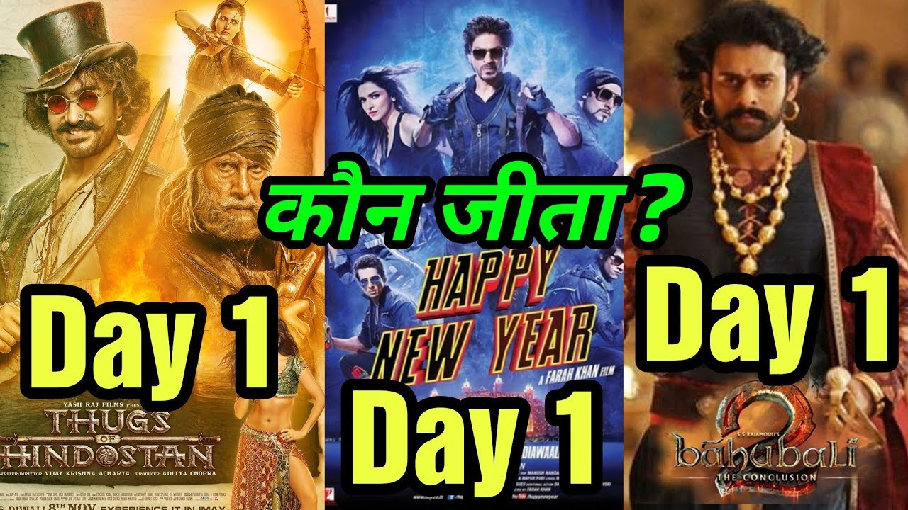 thugs of hindustan box office collection worldwide