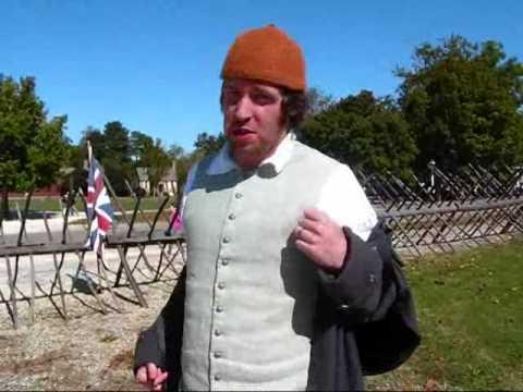 Travel Virginia: Colonial Williamsburg - Explanation of the Gunpowder Magazine