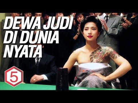 BUKAN CUMA DI FILM! INILAH 5 DEWA JUDI DI DUNIA NYATA SESUNGGUHNYA !