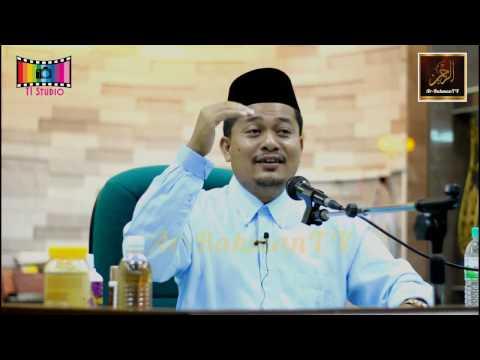 Ustaz Dato' Sharhan Shafie - Doa Menghindari Penyakit Strok