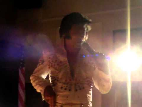 CHRIS FIELD AS ELVIS MY WAY HILARIOUS POWER FAILURE ENDING!!!!!
