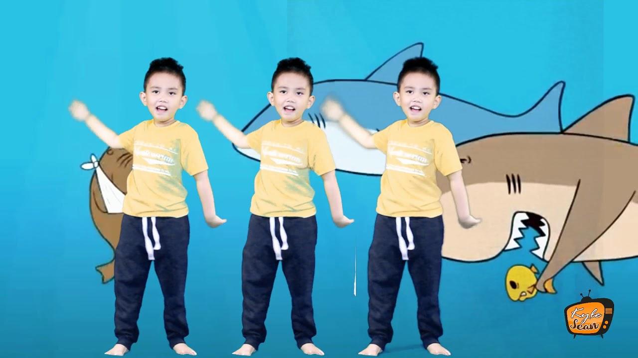 Baby Shark Challenge Dance | Baby Shark Dance | Sing and ...