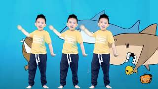 Baby Shark Challenge Dance | Baby Shark Dance | Sing and Dance