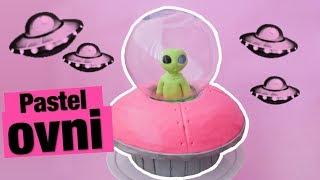 Pastel Alien | Maratón del terror | Ale Hervi