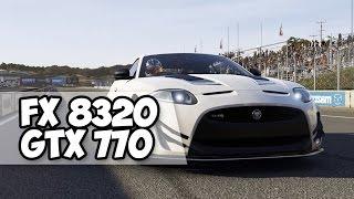 AMD FX 8320 + GTX 770: Forza 6 (Beta) HIGH SETTINGS (ВЫСОКИЕ НАСТРОЙКИ)