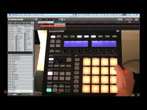 Native Instruments | Making Your Own Drum Kits In Maschine With Bass Kleph | Pyramind Training