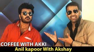Anil kapoor in coffee with Akki | Vikalp Mehta | Aarif Khan .