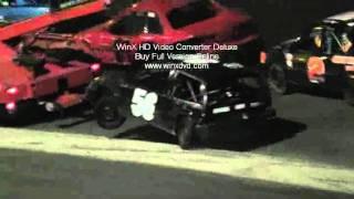 9-10-11 Caraway Speedway #56 Towed Off