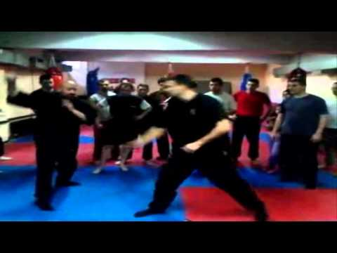 SIFU GORAN GALIJAS MASTER LEVEL 5