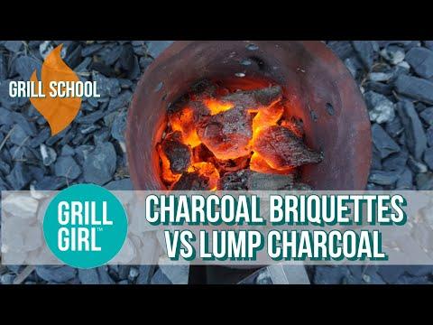 Charcoal Briquettes Vs. Lump Charcoal