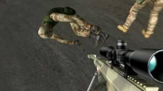 TRAILER: Rossz PC Játékok Sorozat - Marine Sharpshooter 3