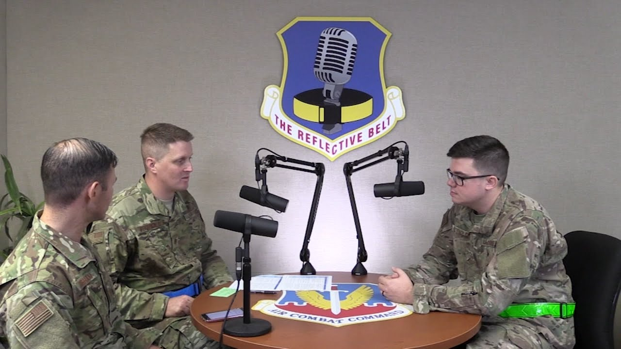 SrA Garner has bad puns, like really bad. But he keeps on trying. Speaking of resiliency, SSgt Reynolds talks to Chaplain Bridgham and Doctor Reichwald about Tyndall and how those affected can stay resilient during these tough times.