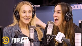 Comparing Notes After Hooking Up with the Same Guy (feat. Hannah Berner) - You Up w/ Nikki Glaser