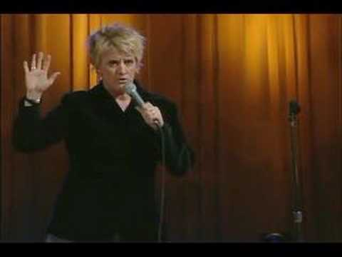 Suzanne Westenhoefer - Gay Games Stand-Up