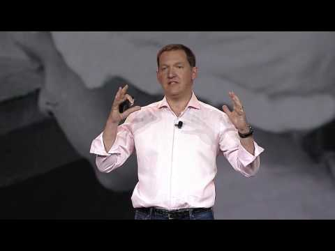 Red Hat CEO Jim Whitehurst opens 2016 Summit - YouTube