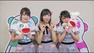 AKB48チーム8が日本体育協会の「フェアプレイで日本を元気に」キャンペーンの応援団に就任し、7/6に行われた「フェアプレイの日記念イベント」で発表されました。 イベント ...