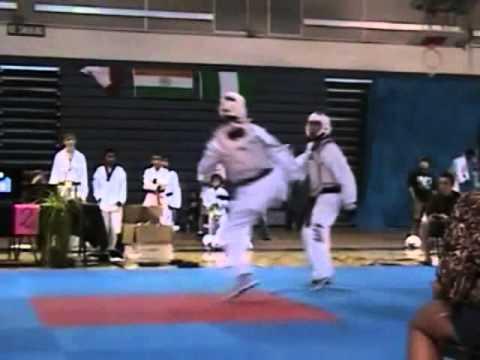 Taekwondo Head kicks 2013