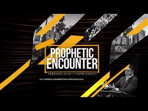 Prophetic Encounter | The Prophet, Bishop Clarence E. McClendon