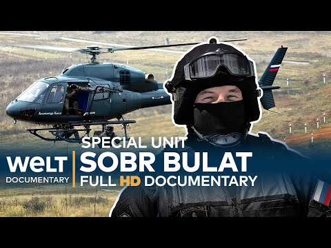 Special Task Force SOBR BULAT - Moscow's Serious Crime Fighters | Full Documentary