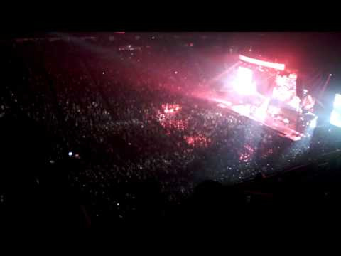 (Opening Set) Mana @ Toyota Center Houston Live Concert 04/04/2012