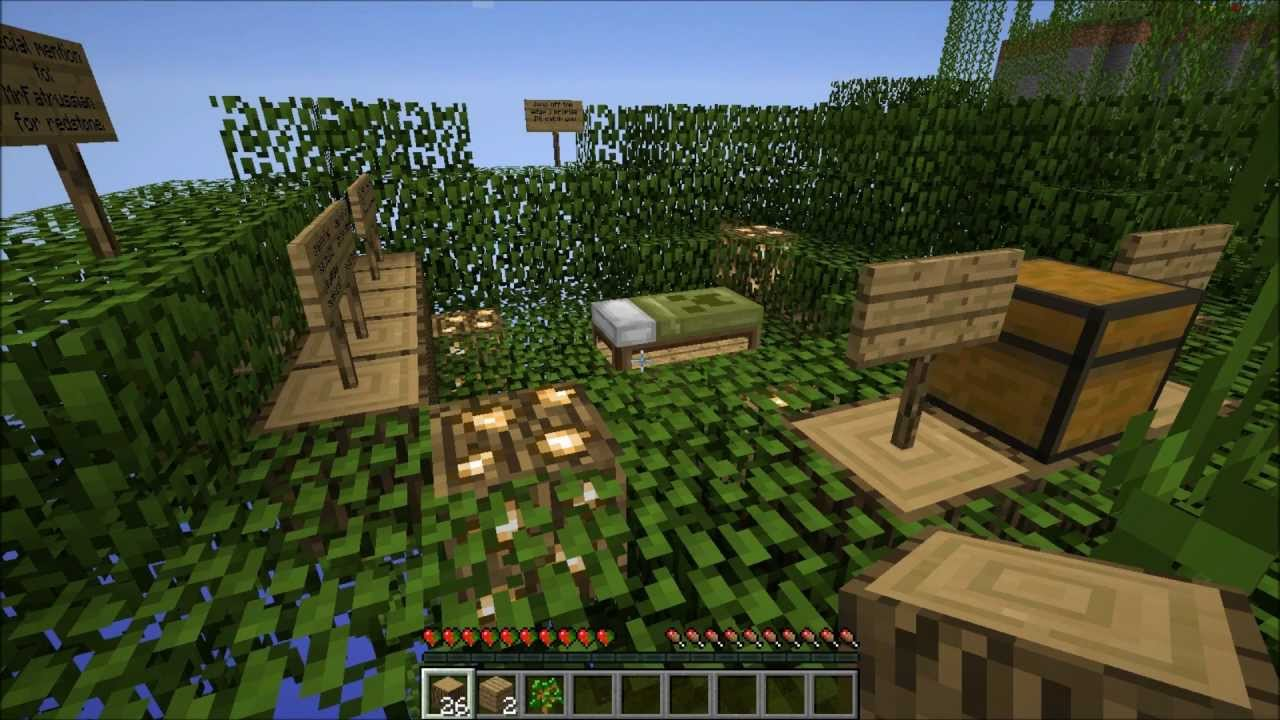 Minecraft - Ultimate Tree Survival - Part 1