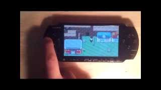 How to play GBA games on your psp