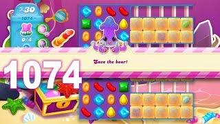 Candy Crush Soda Saga Level 1074 (No boosters)