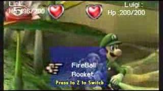 Super Smash Bros. Brawl RPG