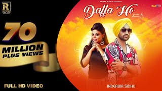 Daffa Ho (Official Video) | Inderbir Sidhu | Latest Punjabi Songs 2019/20 | Ramaz Music