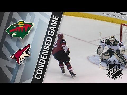 Minnesota Wild vs Arizona Coyotes March 17, 2018 HIGHLIGHTS HD