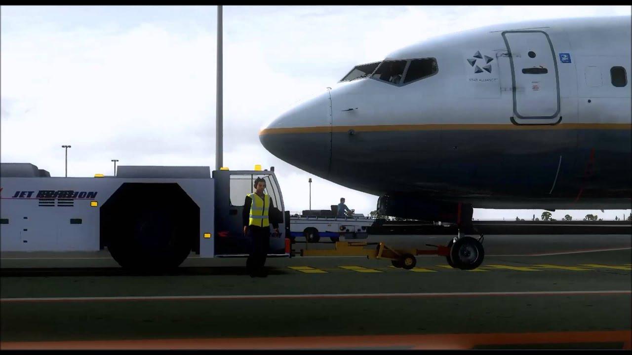 GSX Ground Services X | FSX - Video - ViLOOK