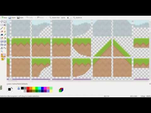 HTML5 Mobile Game Development Tutorial, Tiled Part 2