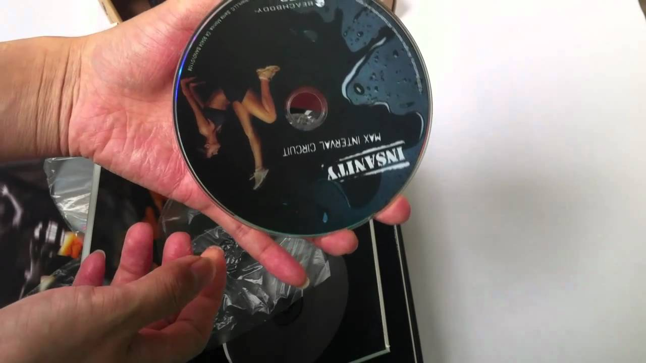 Insanity workout 13 DVDS - YouTube