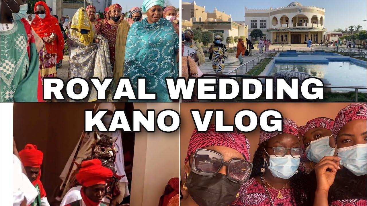 Download 8 DAY HAUSA ROYAL NIGERIAN WEDDING IN KANO   TOUR EMIR OF KANO PALACE   HAUSA MUSIC