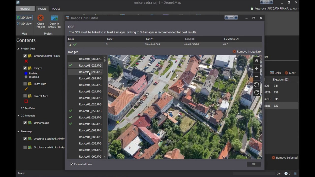 Drone2map for arcgis youtube drone2map for arcgis sciox Gallery