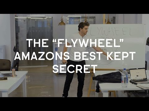 """The """"Flywheel"""" -- The Secret Behind The Success Of Amazon, Google, Uber And Facebook"""