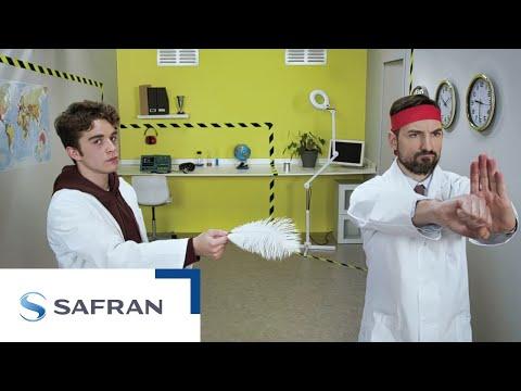 Sièges davion tout confort et divertissement à bord - SimplyFly by Safran, épisode 11