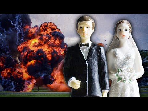 The Man Who Made A Bomb Threat At His Wedding