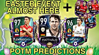 EASTER EVENT IS ALMOST HERE IN FIFA MOBILE 20 | EASTER EVENT CONCEPT + POTM PREDICTIONS