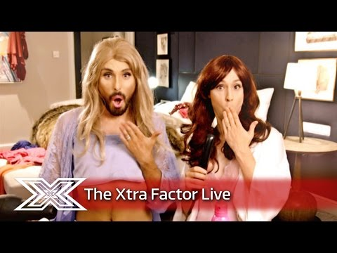 See Xtra Factor's Matt and Rylan as you've never seen them before | The Xtra Factor 2016