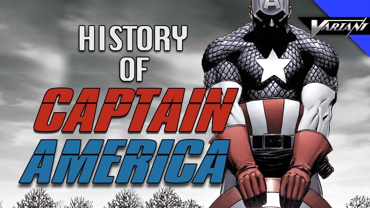 History of captain america youtube for Good facts about america
