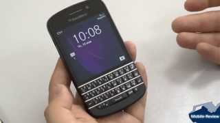blackBerry Q10 Обзор!!!