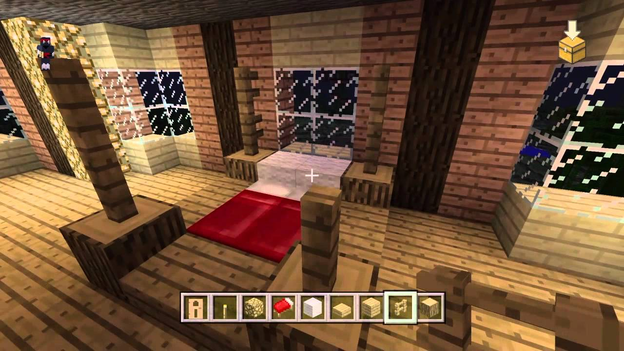 Minecraft tutorial 3 casa sull 39 albero conclusione youtube - Casa sull albero minecraft ...