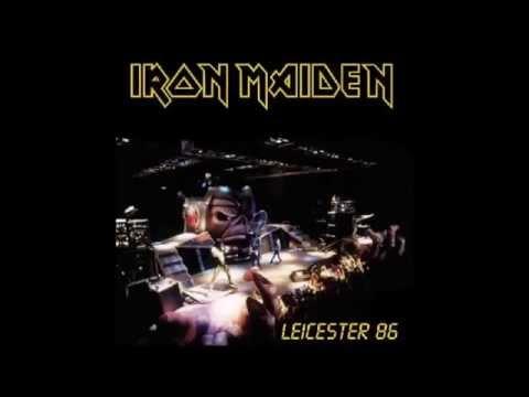 Iron Maiden - Walking on Glass (HQ audio)