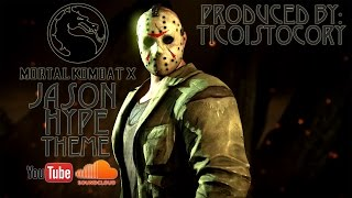 Mortal Kombat X - Jason Voorhees Theme | Friday the 13th Score | Produced By: TicoisTocory