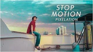 Pixelation-Stop-motion Animation Pixelation Stopmotion Animation