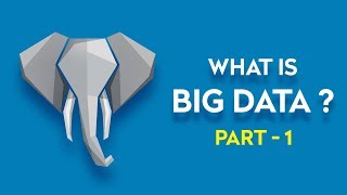 Big Data Tutorial For Beginners 2017 Part -1 | What is Big Data | An Introduction to Big Data