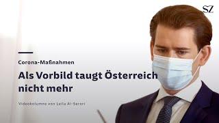 Coronavirus - Österreich taugt als Vorbild nicht mehr