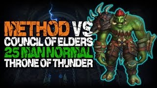 Method vs Council of Elders (25 Normal)