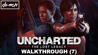 Vídeo Uncharted: El Legado Perdido